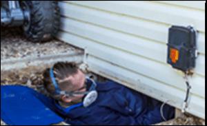 termite moisture inspectors smithfield va