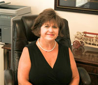 kathy darden - office manager