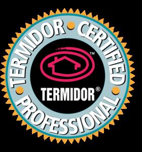 termidor certified pest control company